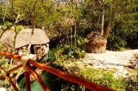 Майянская деревня