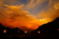 Dawn at Achensee