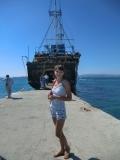 Корабль в Греции