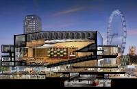 Британский Southbank Center закроют на реконструкцию