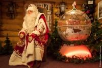 У Деда Мороза появится своя резиденция в Сочи