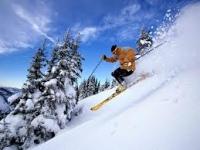 Лыжный сезон в Хельсинки продлиться до мая