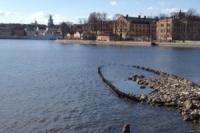 Старинные корабли всплыли в Швеции