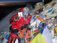 Эверест стал массовым туристическим направлением