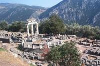 Парнас вошел в число важнейших священных мест мира