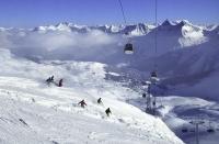 В Швейцарии завершился первый этап по объединению горнолыжных курортов