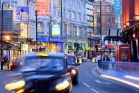 Большинство дорог в Лондоне подвергнутся скоростному ограничению