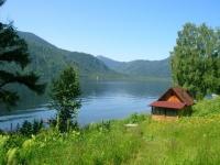 В Алтайском заповеднике появилась новая туристическая тропа для прогулок