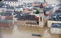 Центральная Европа страдает от наводнений
