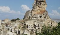 Крепость Ортахисар вновь открылась после реставрации