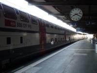 В Швейцарии можно купить билет на поезд прямо на перроне