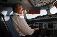 В Испании, одну из экскурсий провел пилот самолета