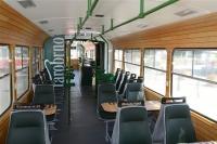 В Чехии появился пивной трамвай