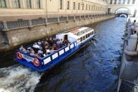 Новый водный маршрут появится в Санкт-Петербурге
