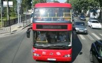 В Казани начали работу двухэтажные экскурсионные автобусы