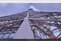 С помощью Google можно побывать на Эйфелевой башне