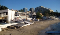 Пляжи Одессы были закрыты для купания