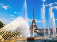 В Париже появился второй фонтан с газированной водой