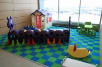 Игровая комната для детей откроется в аэропорту Домодедово