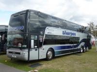 Число спальных автобусов между Лондоном и Шотландией увеличелось