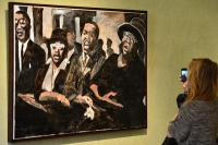 В Лондоне пройдет выставка картин Боба Дилана