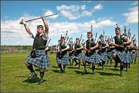 Игры горцев пройдут в Шотландии