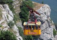 Канатная дорога на Ай-Петри возобновила свою работу
