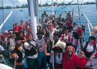 Пиратский фестиваль пройдет на Каймановых островах