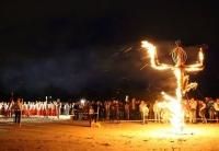 Ночь древнего огня пройдет в прибалтийских странах