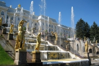 Праздник фонтанов пройдет в Петергофе