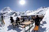 Тирольские ледники открывают сезон катания