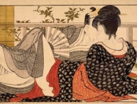 Выставка японской эротической гравюры пройдет в Британском музее