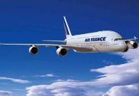 Авиакомпания Air France сделала скидку на рейс Москва-Париж