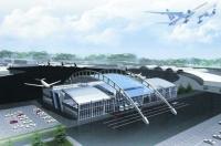 Новый внутренний терминал открылся в аэропорту Жуляны