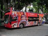 В Мехико создана новая автобусная экскурсия