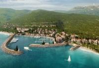 Новый туристический город появится в Черногории