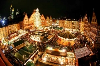 Город Вена готовится к рождеству