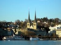 Швейцарский Лютерн приглашает на рождественскую прогулку