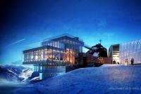 Высокогорный ресторан откроется в Зёльдене