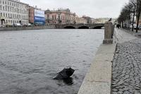 Угроза наводнения в Санкт-Петербурге