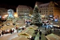 Рождественская ярмарка открывается в Таллине
