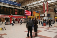 На Рождество в Великобритании не будут ездить поезда