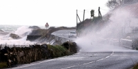 Транспортные проблемы в Европе из-за сильного ветра