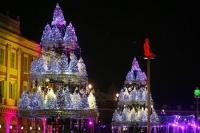 Рождественские мероприятия начались в Ницце