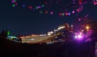 Фестиваль света пройдет в Посоне