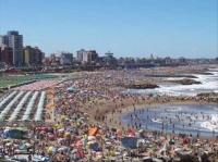 А Аргентине пройдет оригинальная пляжная вечеринка