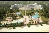 Крупнейший в Европе гостиничный комплекс открылся в Сочи