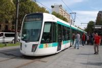 Вдоль реки Сены пустят новый трамвай