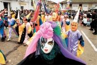 """Карнавал """"Carnaval de Cajamarca"""" пройдет на курорте Купальни Инков"""