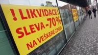 Выгодные распродажи начались в магазинах Чехии